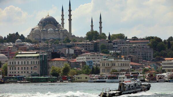 Istanbul - Sputnik Азербайджан