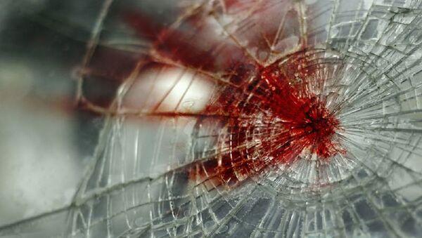 дтп, смерть пешехода - Sputnik Azərbaycan