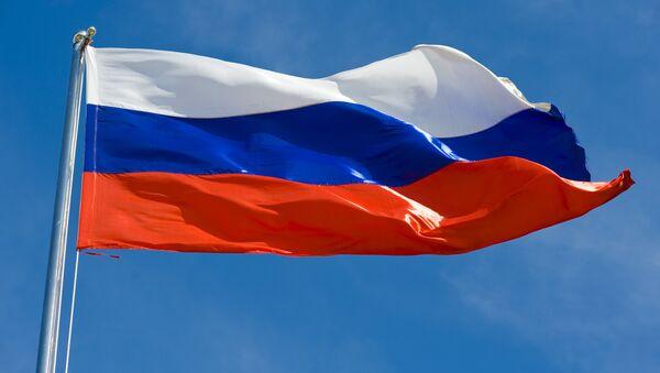 Флаг России - Sputnik Azərbaycan