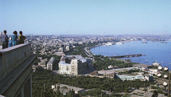 Bakının mənzərəsi - Sputnik Azərbaycan