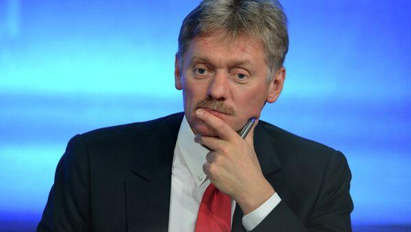 Dmitri Peskov, porte-parole du président russe - Sputnik Азербайджан