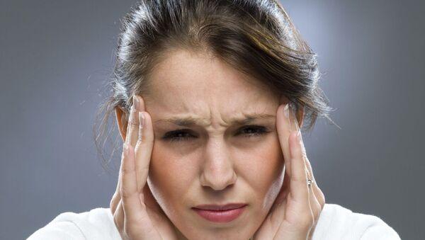 Baş ağrısı - Sputnik Azərbaycan