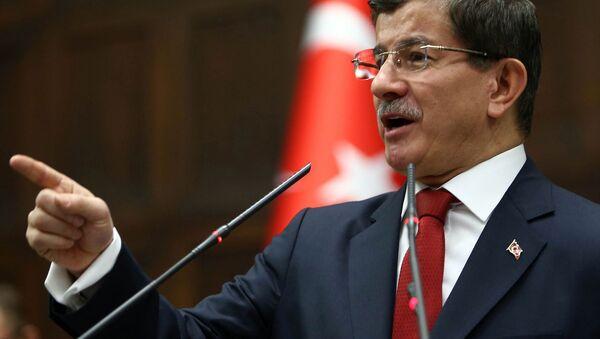 Əhməd Davudoğlu - Sputnik Azərbaycan