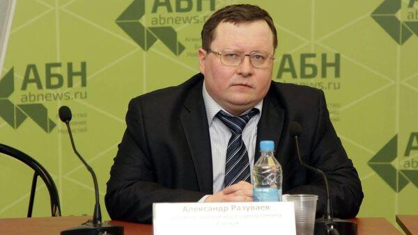 Александр Разуваев - Sputnik Азербайджан