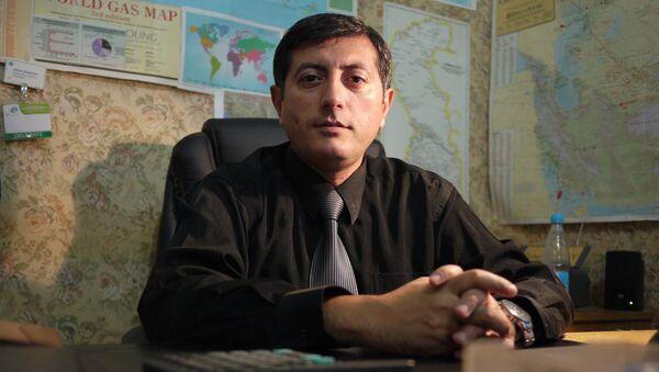 Ильхам Шабан - Sputnik Азербайджан