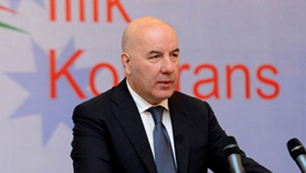Elman Rüstəmov - Sputnik Azərbaycan