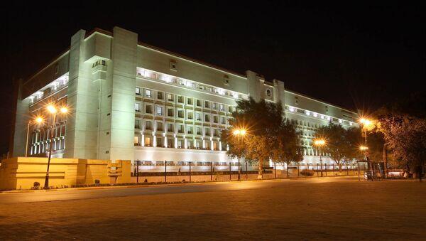 Министерство национальной безопасности (МНБ) Азербайджана - Sputnik Азербайджан