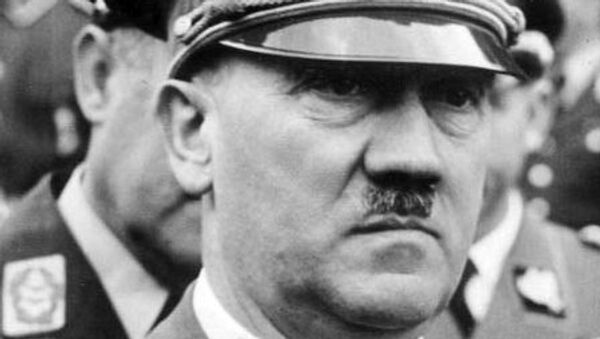 Адольф Гитлер - Sputnik Azərbaycan