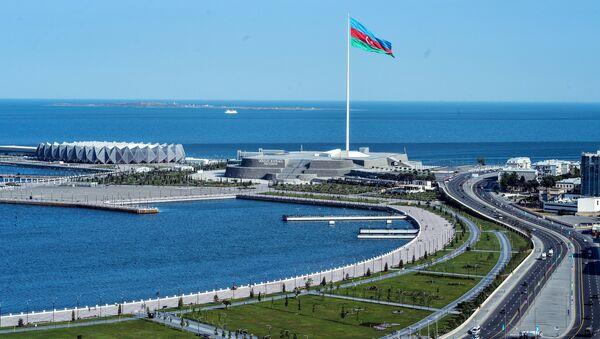 Баку в ожидании первых Европейских игр -2015 - Sputnik Азербайджан