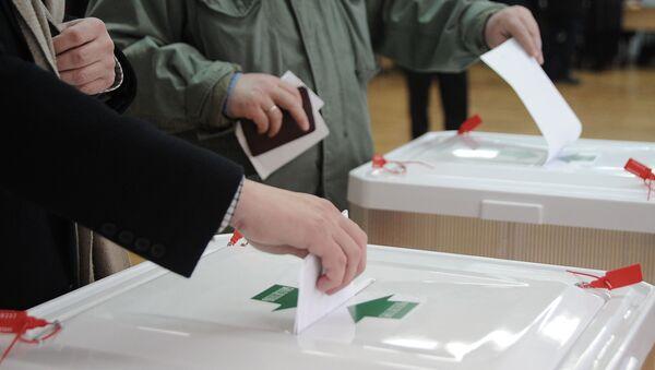 выборы - Sputnik Азербайджан