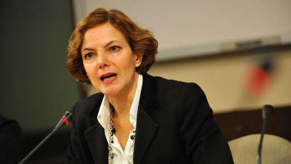 Аурелия Бушез, фото из архива - Sputnik Азербайджан