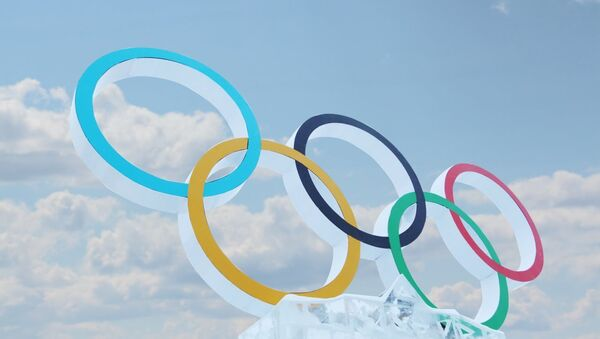 Beynəlxalq Olimpiya Komitəsi - Sputnik Azərbaycan