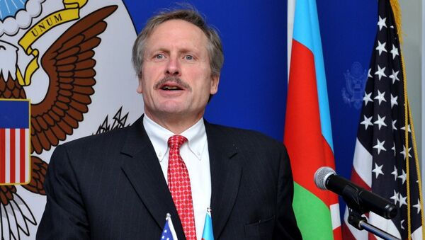 Роберт Секута - Sputnik Азербайджан