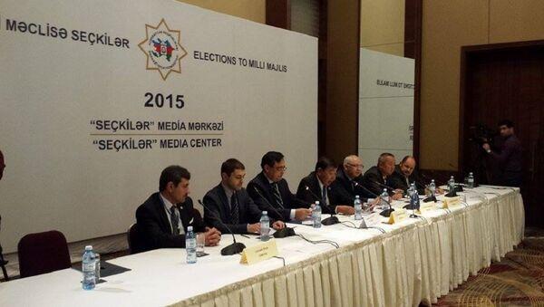 ТюркПА положительно оценила выборы в Азербайджане. - Sputnik Азербайджан