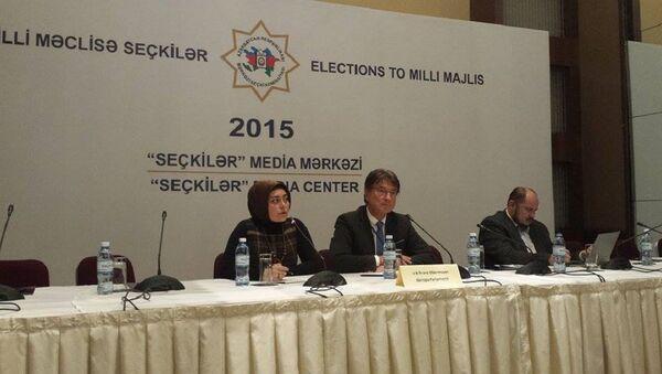 Европарламент: Азербайджан показал пример проведения выборов - Sputnik Азербайджан