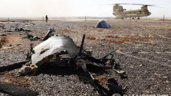 крушение российского самолета - Sputnik Азербайджан