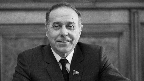 АЛИЕВ - Sputnik Азербайджан