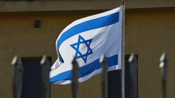 Посольство Израиля в Москве прекратило работу из-за забастовки дипломатов - Sputnik Азербайджан