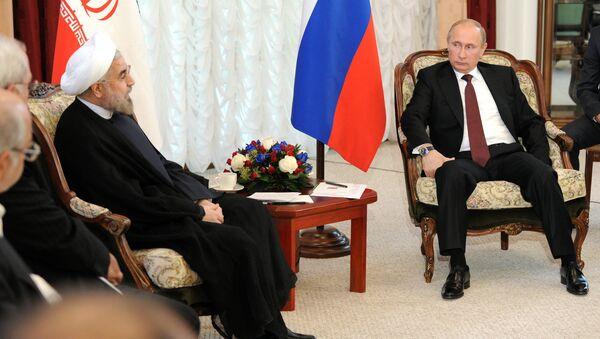 В.Путин участвует в саммите ШОС в Бишкеке - Sputnik Азербайджан