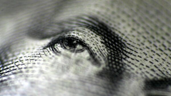 ABŞ dolları, arxiv şəkli - Sputnik Azərbaycan