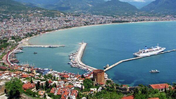 Antalya - Sputnik Azərbaycan