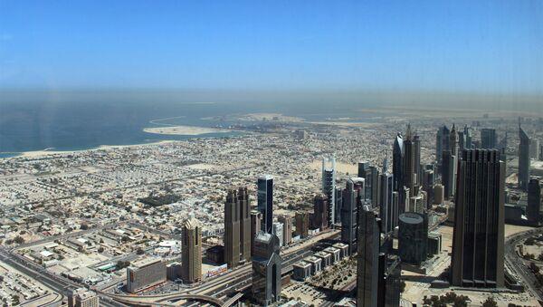 Dubai - Sputnik Azərbaycan