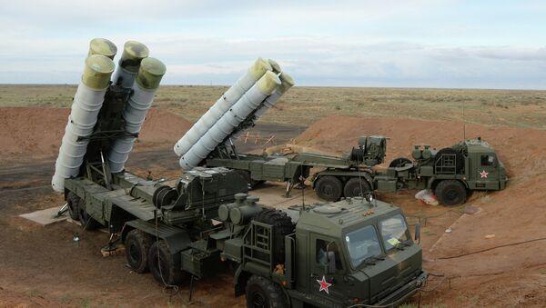 S-400 Air Defense Systems - Sputnik Azərbaycan