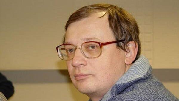 Политолог Александр Храмчихин - Sputnik Азербайджан