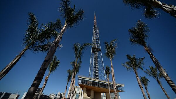 World cities. Brasilia - Sputnik Azərbaycan