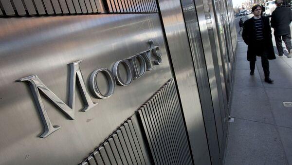 Рейтинговое агентство Moody's - Sputnik Азербайджан