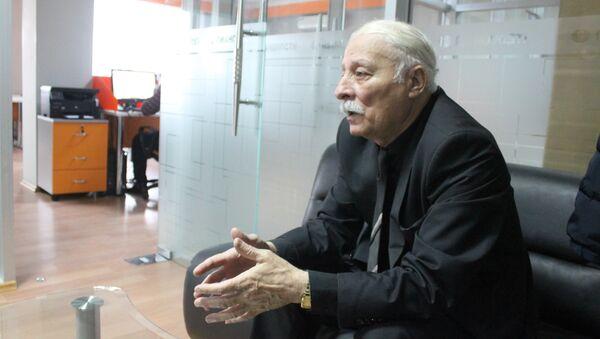 Ekoloq Telman Zeynalov - Sputnik Azərbaycan