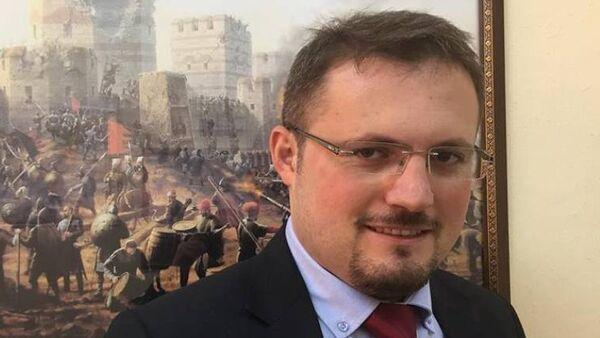 Yusuf Çınar - Türkiyənin Strateji Baxış İnstitutunun rəhbəri, politoloq - Sputnik Azərbaycan