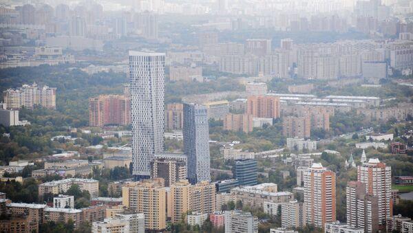 Города России. Москва - Sputnik Азербайджан