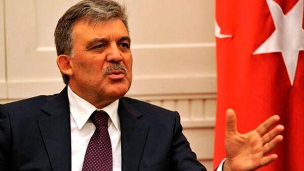 Abdullah Gül - Sputnik Azərbaycan