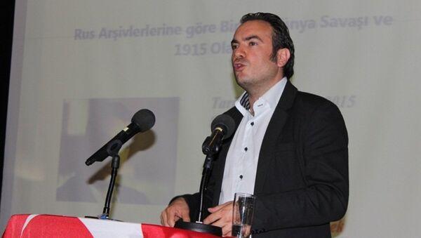 Mehmet Perinçek - Türkiyəli politoloq - Sputnik Azərbaycan