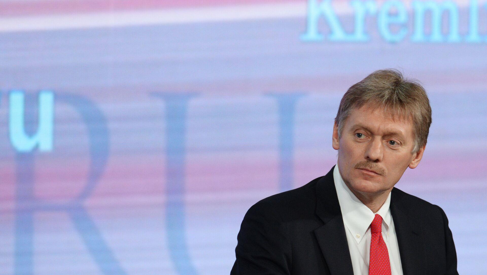 Пресс-секретарь президента РФ Дмитрий Песков - Sputnik Азербайджан, 1920, 24.09.2021