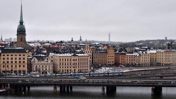 Стокгольм. Архивное фото - Sputnik Азербайджан