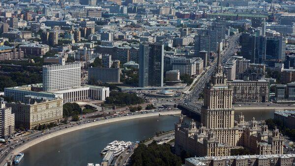 Виды Москвы. Архивное фото - Sputnik Азербайджан