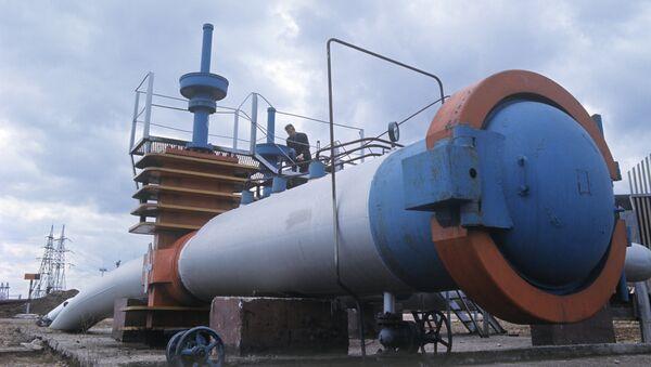 Нефтепровод. Архивное фото - Sputnik Азербайджан