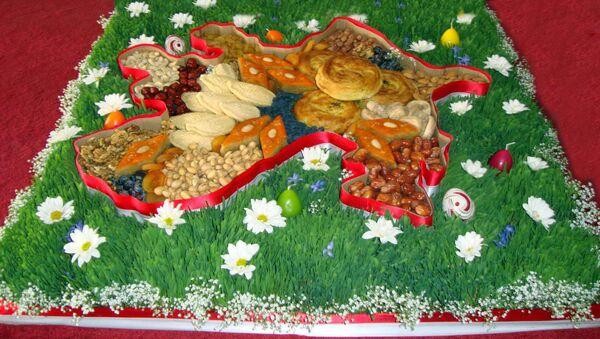 Хонча на праздник Новруз - Sputnik Azərbaycan