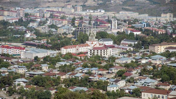Xankəndi - Sputnik Азербайджан