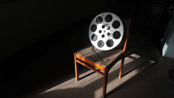 Старая кинопленка. Архивное фото - Sputnik Азербайджан