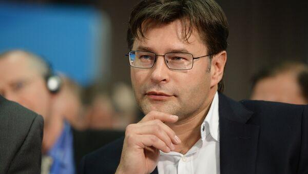Генеральный директор Центра политической информации Алексей Мухин - Sputnik Азербайджан