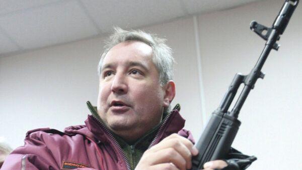 Dmitri Roqozin - Rusiya baş nazirinin müavini - Sputnik Azərbaycan