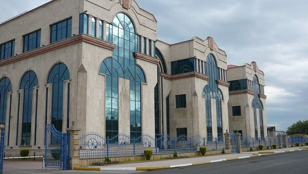 Azərsun Holdingin binası - Sputnik Azərbaycan