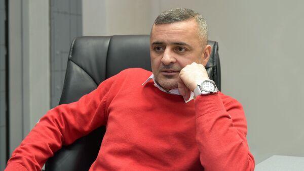 Директор бакинского Театра Пантомимы - Sputnik Azərbaycan