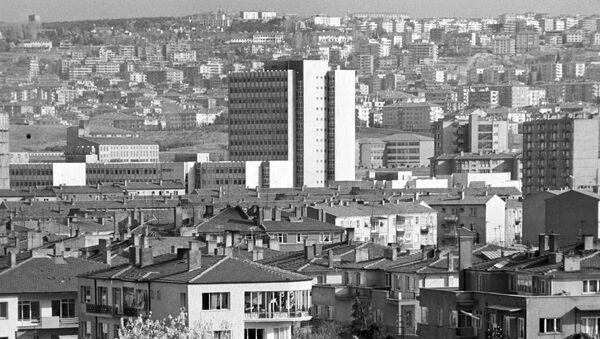 Анкара. Архивное фото - Sputnik Азербайджан