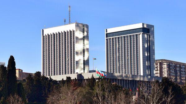 Здание парламента Азербайджана - Sputnik Azərbaycan