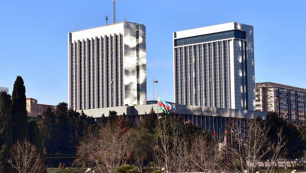 Здание парламента Азербайджана - Sputnik Азербайджан