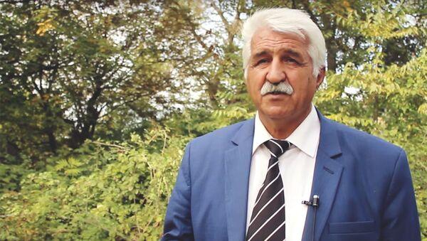 Məcid Mehrani - Sputnik Azərbaycan